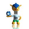 Promotinal 2014 World Cup pvc football USB stick 500gb,USB stick