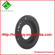C Movie Lens to Micro 4/3 m4/3 Adapter Ring for E-P1 E-P2 G2 G3 GF1 GF2 GF3 GH1 GH2 GH3