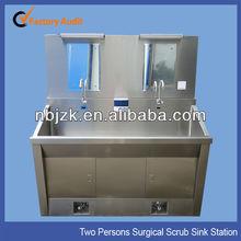 Hospital Clean Room Using Medical Scrub Sink Station