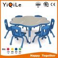 Nova chegada de mesas e cadeiras para móveis de jardim de infância, o jardim de infância de mesas e cadeiras