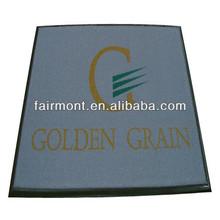 ad floor mat