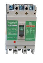 CVS100B circuit breaker - 3P/3d MCCB