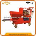 Enyesado de la máquina, automático de mortero de cemento de la máquina de pulverización para la pared