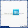 Xhc-013 sello de plomo para los contadores
