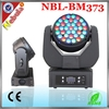 37x3W RGB Led Moving Head Beam Lights