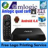 2014 new M8 Amlogic s802 Quad Core Android tv box