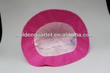 Cute girl bucket hat(SA8000, BSCI, ICTI factory)