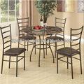 antique ronda mesas de comedor y sillas