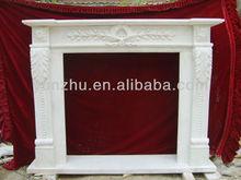 Sale decorating carved indoor freestanding fireplaces mantel