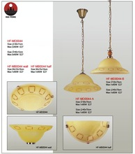 Family light including hanging lamp/ ceiling light/ wall sconce