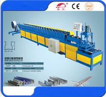 Shelf column forming unit JF-809 /rolling forming machine