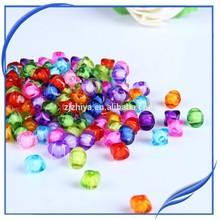 2014 Fashion design lead free plastic wholesale beads