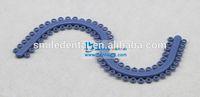 Supply high quality dental instruments latex free hair elastics
