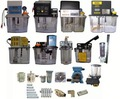 vários eficiente máquinas usadas para fazer rede de pesca de engrenagem da bomba de óleo