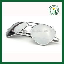 2015 Top Fashion Aviator Sunglasses/promotion polarized sunglasses