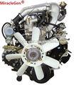 4JB1 / T del motor Diesel