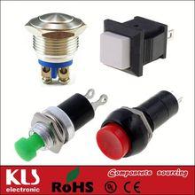 self lock push button switch UL CE ROHS 331