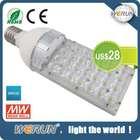 Aluminum High Power 30w e40 led street light