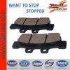 High performance motorcycle spare parts disc brake pad