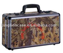 aluminum shotgun/rifle case