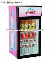 80L CE cold showcase display refrigerators