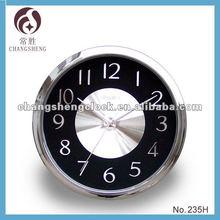 "10"" plastic Art wall clock"
