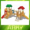 Kids Outdoor Wooden Play Set