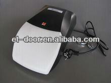 Sectional garage door opener,shutter motor,battery operated motor