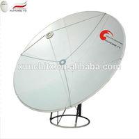 C-band 150cm satellite dish antenna