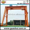 best selling electric double girder a-frame gantry crane
