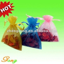 2014 Personalized Packing Silk Organza Party Bags
