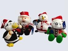 Plush christmas gifts, Plush toys for christmas