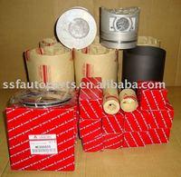 Engine cylinder liner kit for Mitsubishi canter parts 6D16(ME997338)