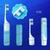 2013 New Design Travel and Foldable Toothbrush