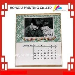 small table calendar printing