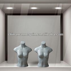 half body dummy torso mannequin