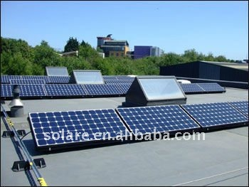 Polycrystalline and Monocrystalline solar panel with TUV/CE/IEC 100 Watt Mono solar panel
