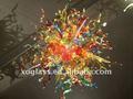 Kristal avize ve el üfleme xo-7073 sanat cam avize