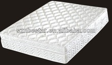 High density memory foam mattress bellarest mattress