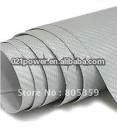 Auto gold color 3D carbon fiber /carbon fiber sheet/carbon fiber vinyl