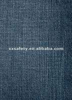 NFPA approved flame retardant denim fabric clothing for garment (yarn 16*12)