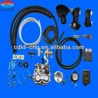 Carburetor EFI cng conversion kit car change to gas