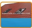 corrugated / cladding ppgi roofing sheet