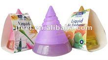 Pyramid Liquid Air Freshener,Herbal Real Fresh-75ml