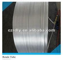 Thin wall aluminum tube1070/F Temper O,moq100kgs