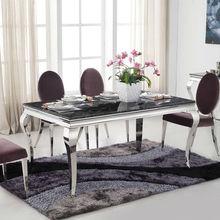 Cadeiras e mesas de sala de jantar mesa ct-108