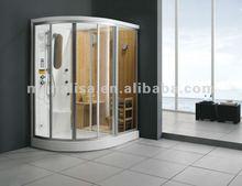 Sauna box steam bath