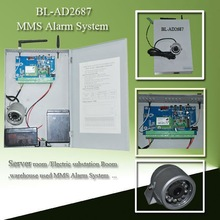 GSM power alarm system(PH-GC )With night vision camera Free+fast Shipping and lowest price!