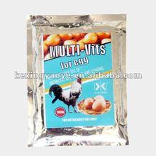 Vitaminas para o ganho de peso para veterinária