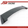 CAR ROOF SPOILER/AUTO CARBON SPOILERS WINGS 2008-2010 VW GOLF 6 GTI GTS CARBON FIBER REAR SPOILER WING(JSK300302)